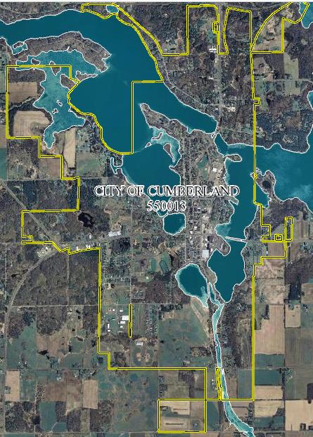 water damage cumberland wi